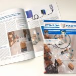 FTS-/AGV-Facts Magazin - Wiferion Wireless Charging