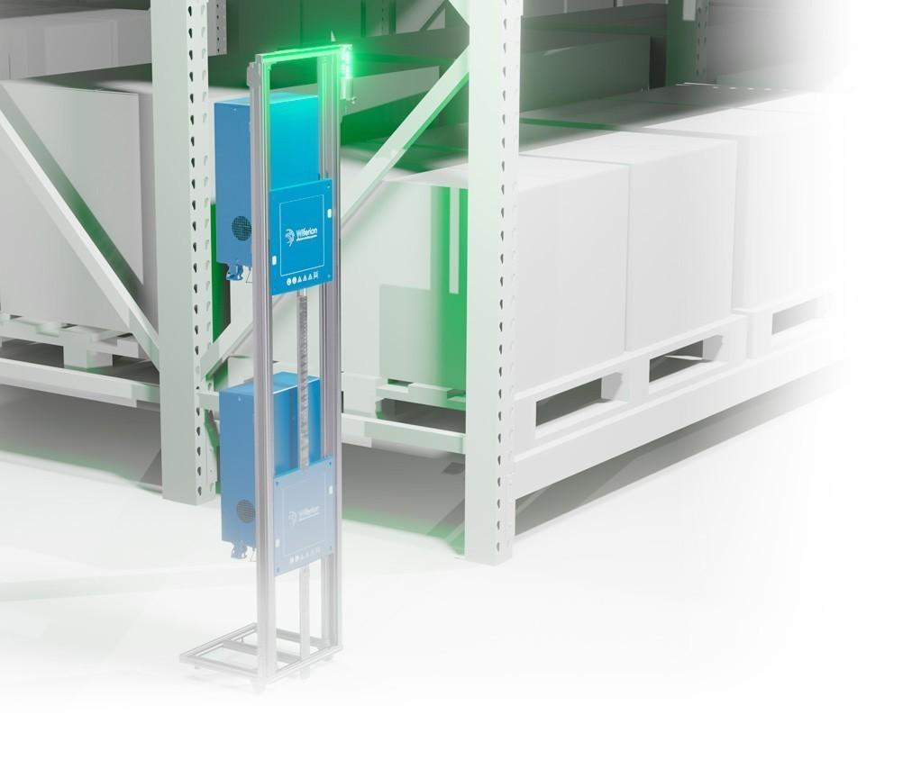 installation vertical - wireless charging installation