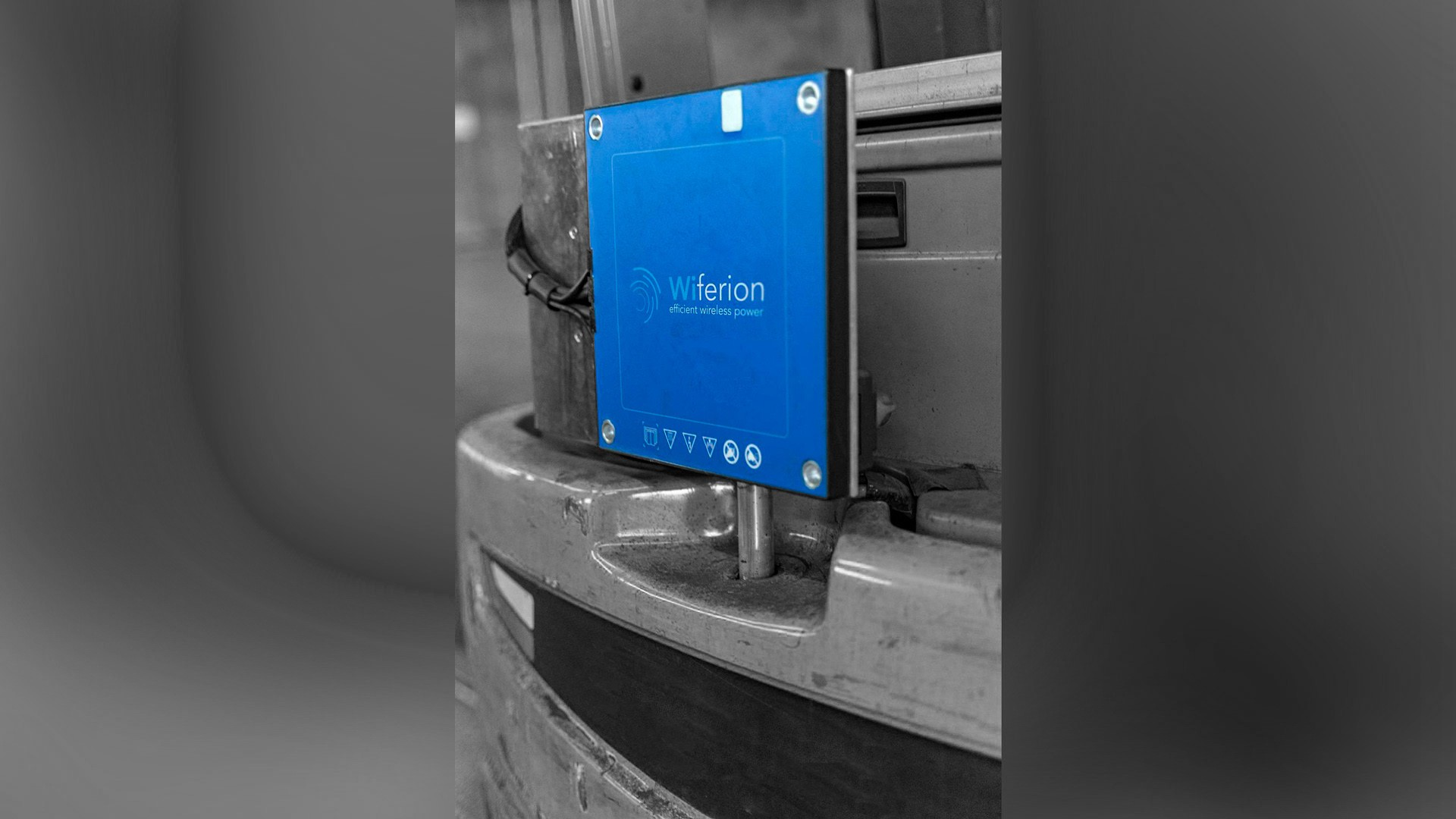 induktives laden jungheinrich nachruesten retrofit wireless charging