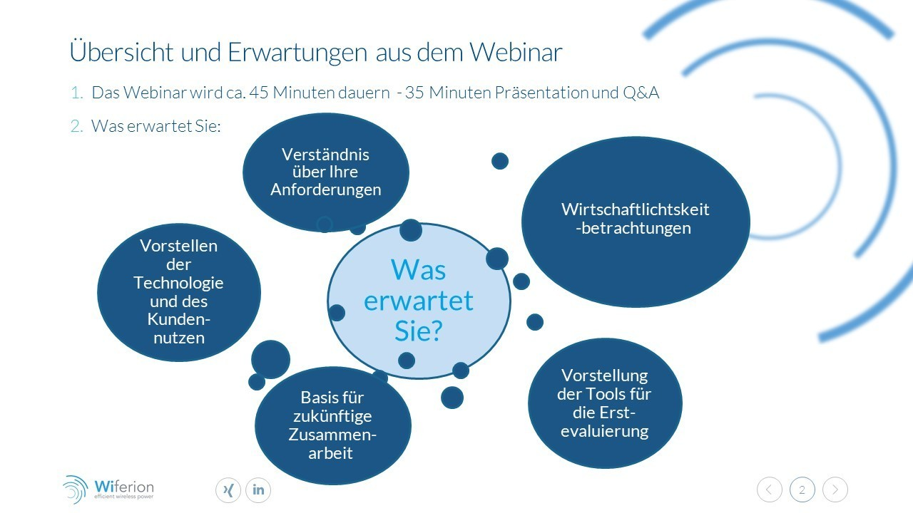 Consulting Webinar - Logistikberater - Was erwartet Sie - increase availability
