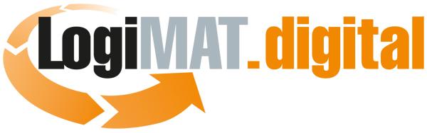 logimat digital world premiere - inductive charging agv
