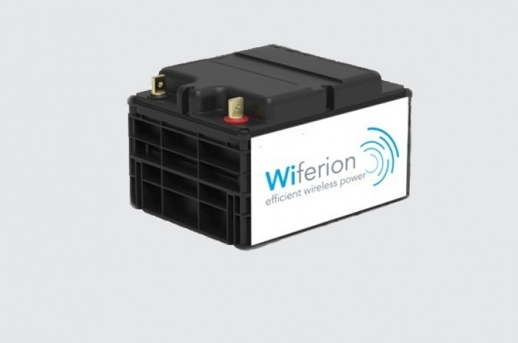 LTO Batterie - Smart Industry Inductive Charging - Battery Wiferion