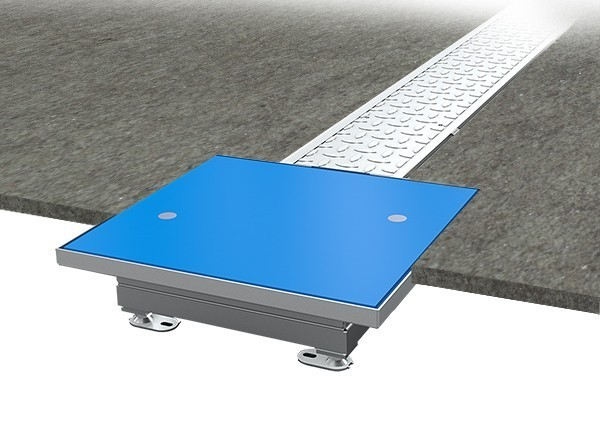 WCPS - PUK - wireless charging in ground application