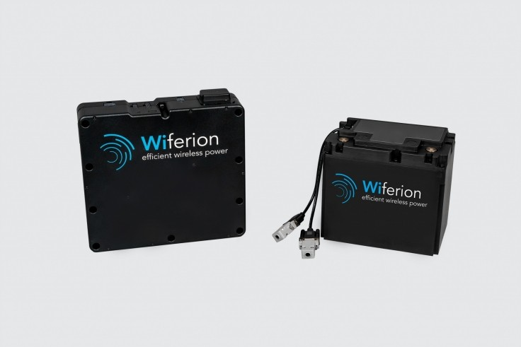 Wiferion Batterien / Batteries - Lithium Ionen - LiOn