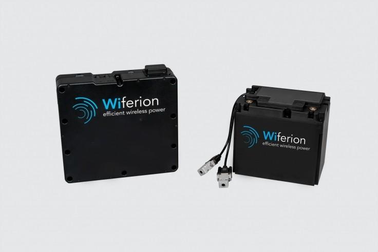 Wiferion Batterien / Batteries - Lithium Ionen - LiOn