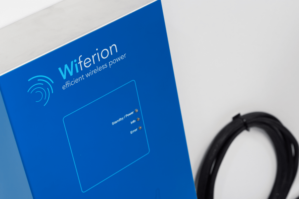 Wiferion etaLink Wandstation - induktives laden - batterien - kontaktlos