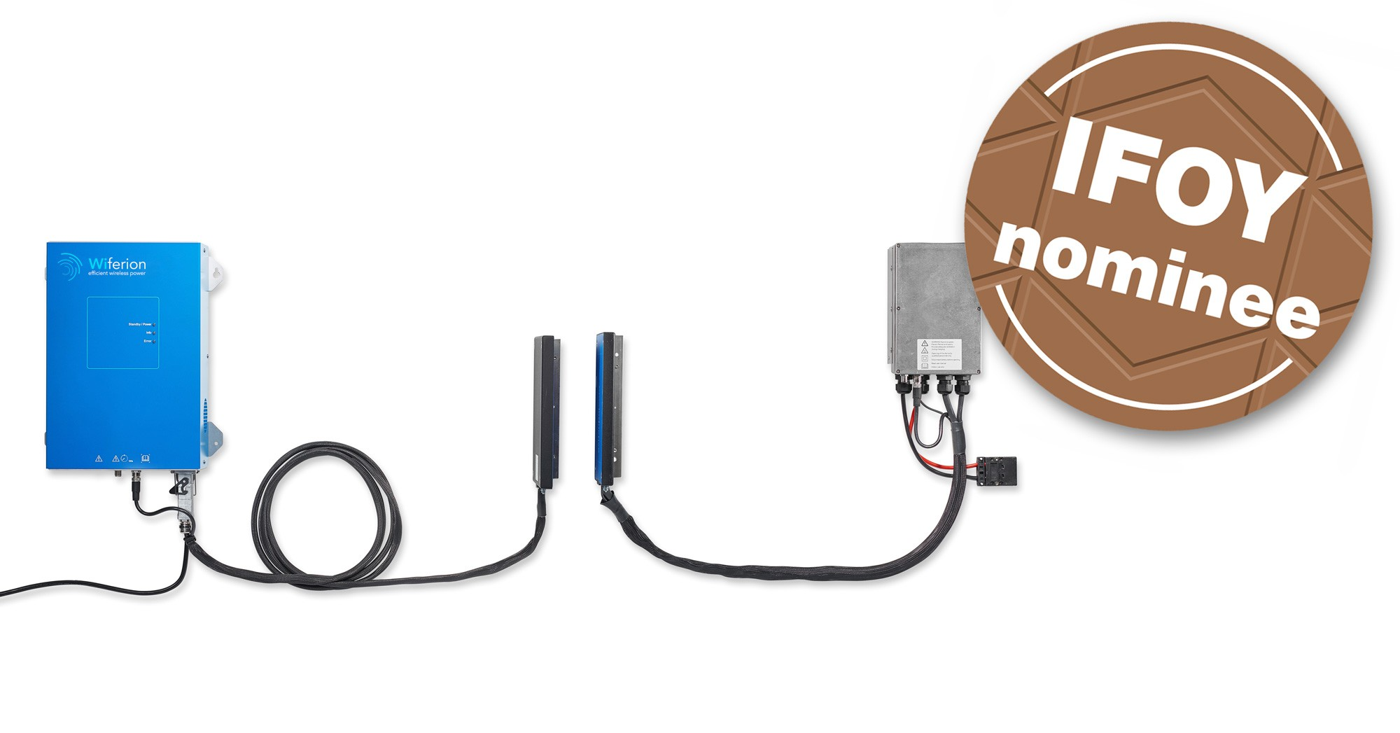 etalink 3000 - Wiferion - inductive_charging_wireless efficient power - IFOY award 2020