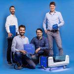 Wiferion Gründer / Founder - Wirtschaftswoche Start-up der Woche - Startup of the week