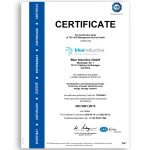 Wiferion ISO certified